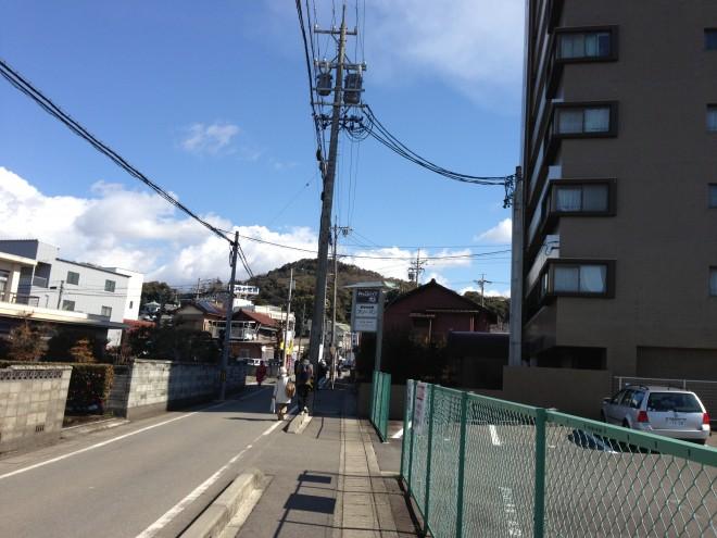 第35回読売犬山ハーフマラソン 帰り道