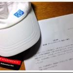 「2013大阪30K」 参加賞が送られてきました。