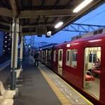 いびがわマラソン 大垣駅
