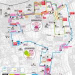 「第16回ジュビロ磐田メモリアルマラソン」前日 コース確認とレースプラン
