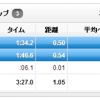 10/17の練習 VO2maxインターバル 1K*6本 + 6Kペース走