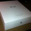 注文していたiPad1が届いた。