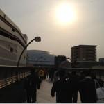 「名古屋シティマラソン2013」(ハーフの部)で走ってきました。
