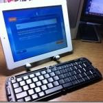 iPadの「iKnow!アプリ」を使って学習を進める