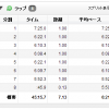 8/7の練習 朝イチjog → 7.13km