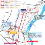「2014新春矢作川マラソン」コースマップをチェック!