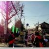 1/3の練習 「2014新春矢作川マラソン」(ハーフの部)1時間15分12秒!
