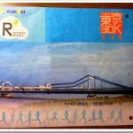参加案内来たけどナンバーがヤバい!「2014東京30K冬大会」