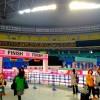 【名古屋ウィメンズ/シティマラソン2014】安藤美姫さんがゲストランナーとして参加!クォーターの部。