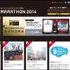 【東京マラソン2014】藤原新選手、目標は控えめ。