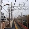 【かかみがはらシティマラソン2014】各務原市役所前駅到着!