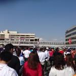 【名古屋ウィメンズ/シティマラソン2014】スタート地点到着!