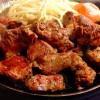 【2014板橋Cityマラソン】後の夕食!肉々しい「サービスステーキ 180g」!