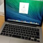 【MacBook Pro Retina】を贈る!ホワイトデーに150倍返し!本気出した!