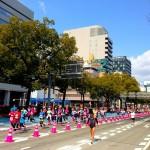【今日の練習】3/9 「名古屋シティマラソン2014」(ハーフの部)1時間17分26秒!