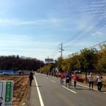 【かかみがはらシティマラソン2014】写真で振り返る(会場到着~帰る)