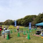 【今日の練習】4/12「マラソントレーニング in 庄内緑地公園 vol.10」(ハーフの部)1時間18分17秒!