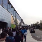 【第9回掛川・新茶マラソン】掛川駅に到着!バスは混んでいるので歩いていく。
