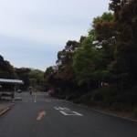 【第9回掛川・新茶マラソン】会場到着!トイレに並んでます。