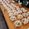 【第9回掛川・新茶マラソン】戦国汁!いただきました。