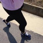 【彼女の練習】4月の月間走行距離:47.5km(9回実施!)