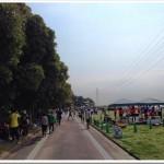 【マラソントレーニング in 庄内緑地公園 vol.11】記録証が来た!完走者239人!