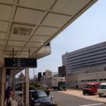 【第7回信州なかがわハーフマラソン】大会前日・名鉄バス(高速バス)乗換えです!