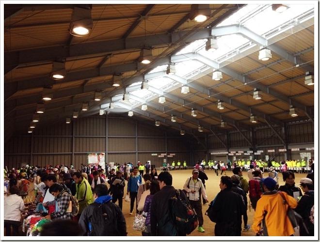 第7回信州なかがわハーフマラソン大会当日