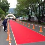 【第7回信州なかがわハーフマラソン】大会当日・会場到着!!