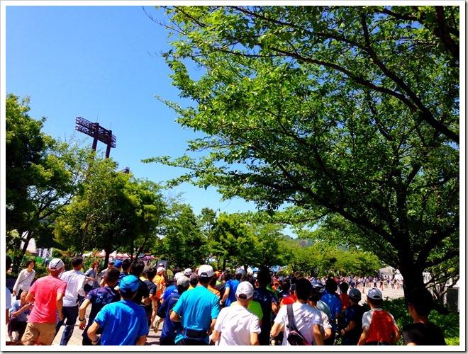 第4回高橋尚子杯ぎふ清流ハーフマラソン・前日