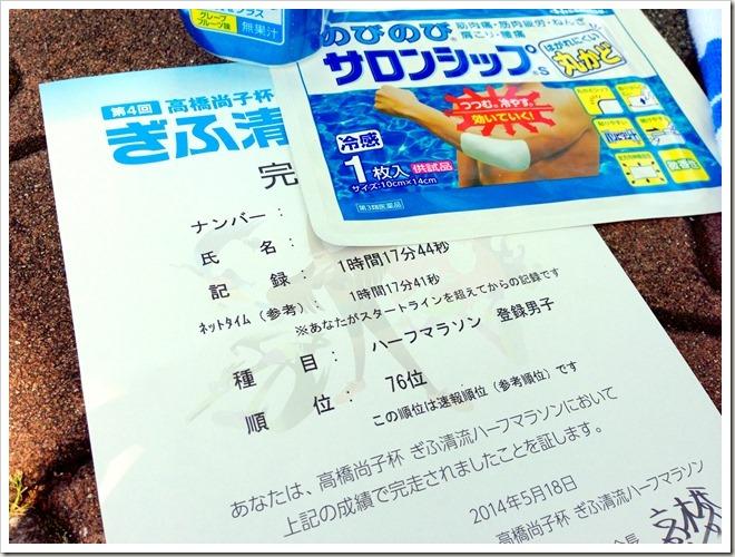 第4回高橋尚子杯ぎふ清流ハーフマラソン