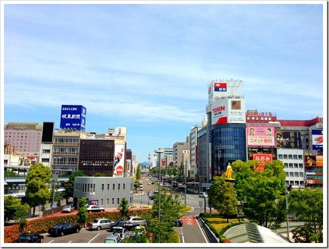 第4回高橋尚子杯ぎふ清流ハーフマラソン・翌日