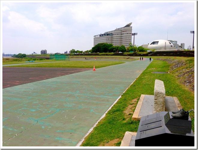 高橋尚子ロード