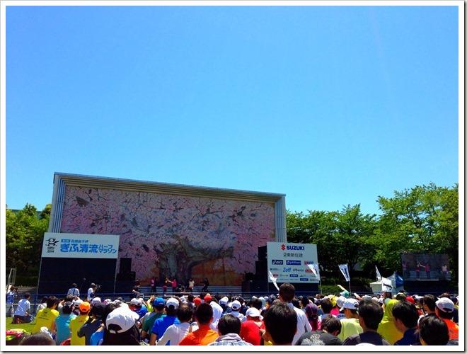 第4回高橋尚子杯ぎふ清流ハーフマラソン・前日ランニングミーティング