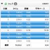 【今日の練習】6/26 計31km jog(VO2maxインターバル 1km×3本含む)