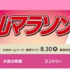 【第24回福知山マラソン】確実にエントリーできる「エントリーチケット」配布開始(先着1,000名)!