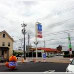 【LAWSON(ローソン)】西尾住吉町店・新規オープン!ポンタくんが呼び込みやってました。