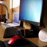 【液晶ディスプレイ】ノートPCの外付けに、LGエレクトロニクス「22MP65VQ-P」(21.5インチ)を購入!