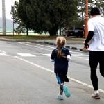 """【今日の練習】9/13(土)30kmビルドアップ走(jog → 3'55""""/km)2時間08分06秒!"""