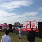 【2014東京10K秋大会】ダンカン・モゼ選手(サンベルクス陸上部)優勝!30分18秒。「東京30K」のあとに観戦しました。