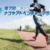 【第7回ナゴヤアドベンチャーマラソン】10月26日(日)開催!「ナンバーカード引換はがき」が送られてきました!