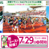 【京都マラソン2015】追加抽選(二次抽選)は行いません!入金者が定員に達しました。