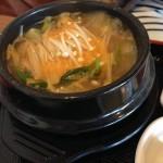 【韓国料理 明洞】愛知県・西尾市でちょっとした韓国気分!「明洞ランチ(和牛)」(1,500円)を食べてきました。