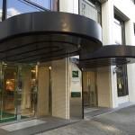 【神戸マラソン2014】大会当日の宿泊ホテル「クオリティホテル神戸」。フィニッシュ地点のすぐ近く!