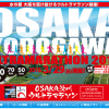 【OSAKA淀川ウルトラマラソン2015】大会サイト開設。エントリーは明日から