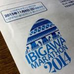 【いびがわマラソン2015】開催日決定 2015年11月8日(日)