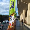 【奈良マラソン2014】大会前日! 参加賞Tシャツは青丹(あおに)色の鹿デザイン。