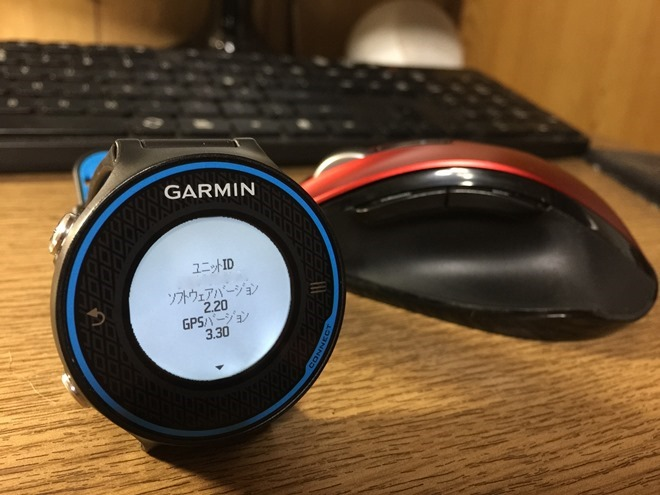 GARMIN(ガーミン)ForeAthlete 620J