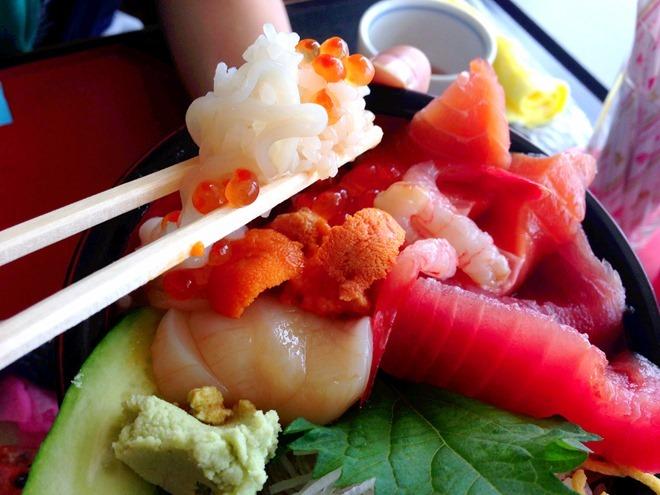 一色さかな広場 れすとらん 海鮮庵 海選丼