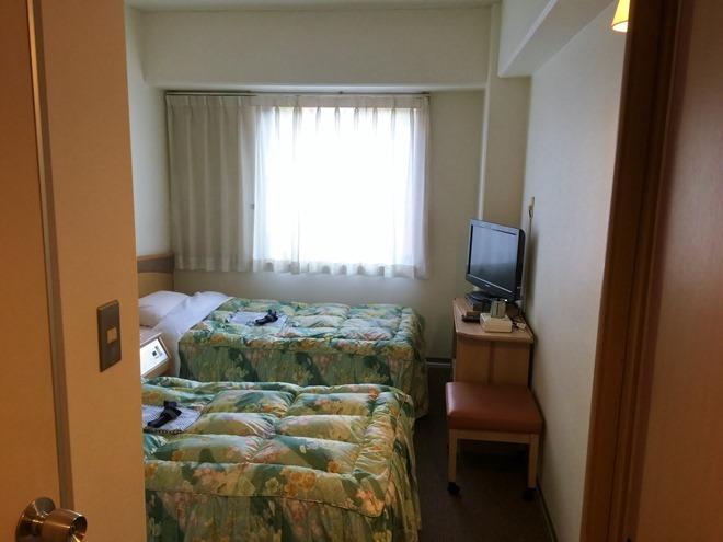 京都第二タワーホテル ツインルーム
